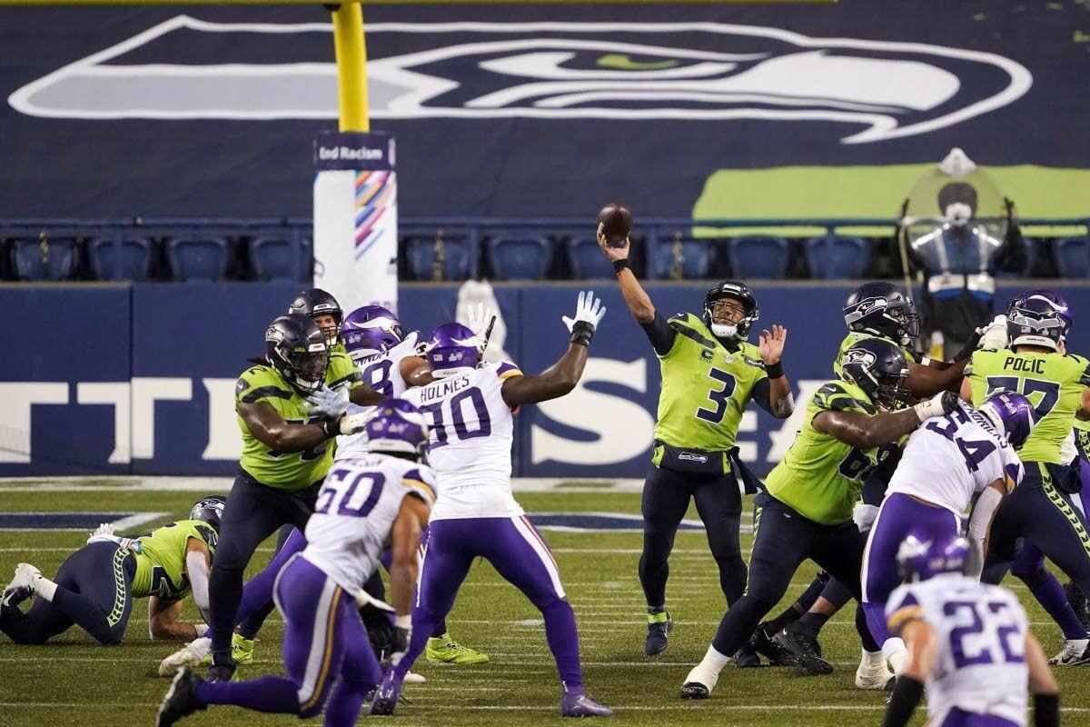 Seahawks hope Wilson's start is the beginning of magical run