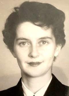 "Celia Frances ""Fran"" Johnson"
