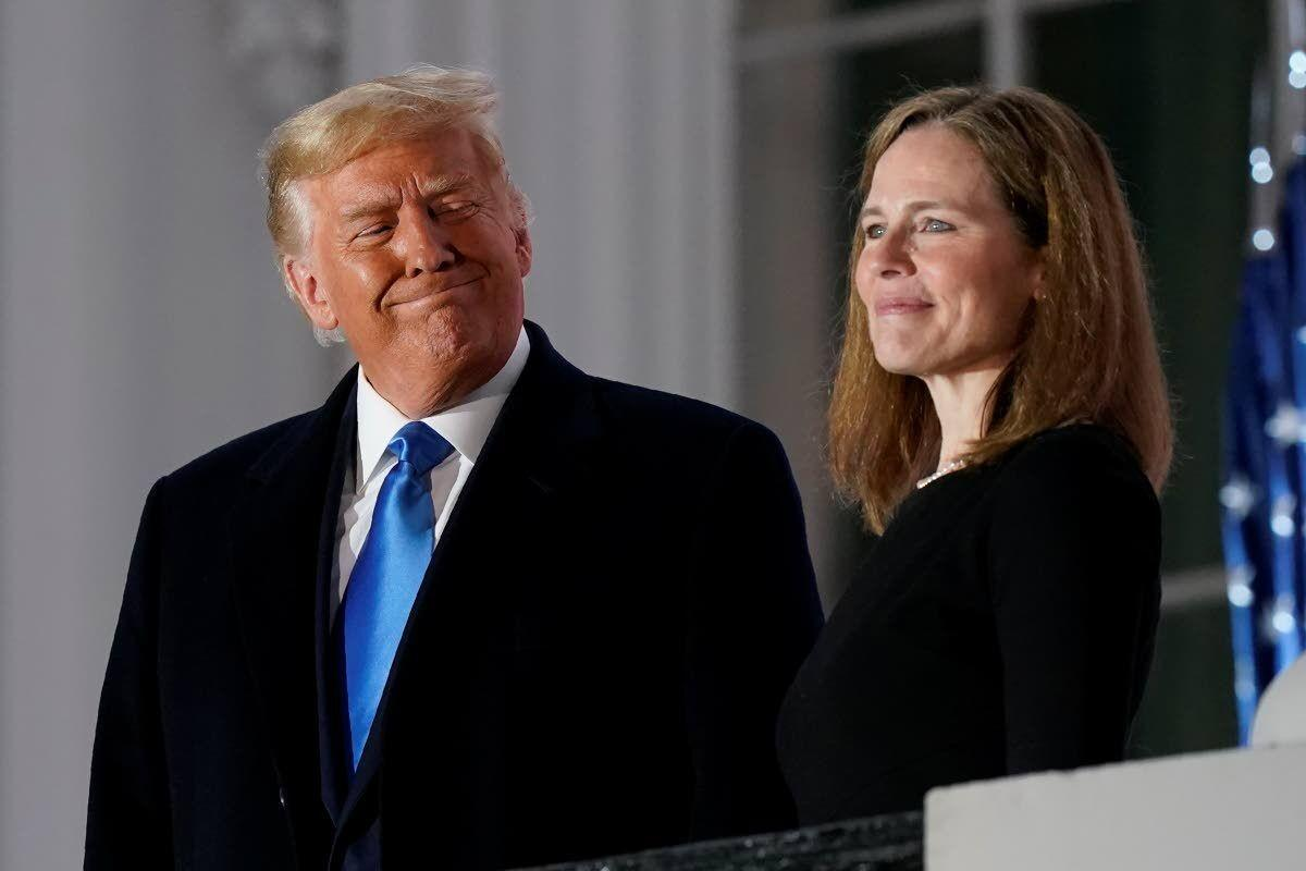 Amy Coney Barrett confirmed to high court