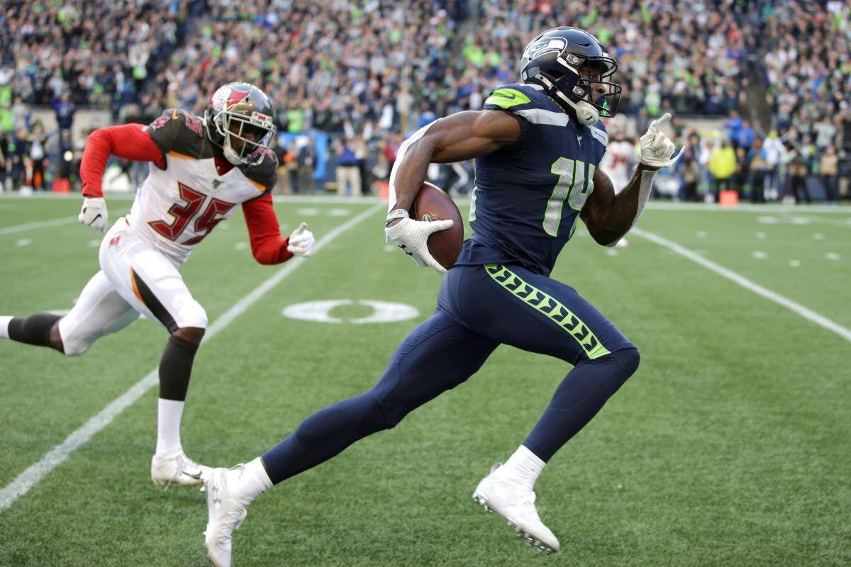 Full speed ahead: Seahawks' DK Metcalf set to take on elite sprinters