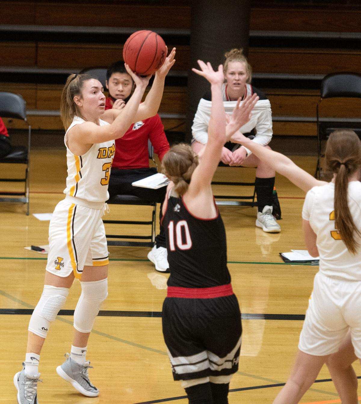 Southern Utah Idaho Basketball