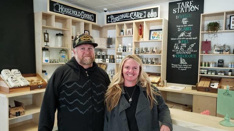 Idaho's first 'zero-waste' grocery store opens in Garden City