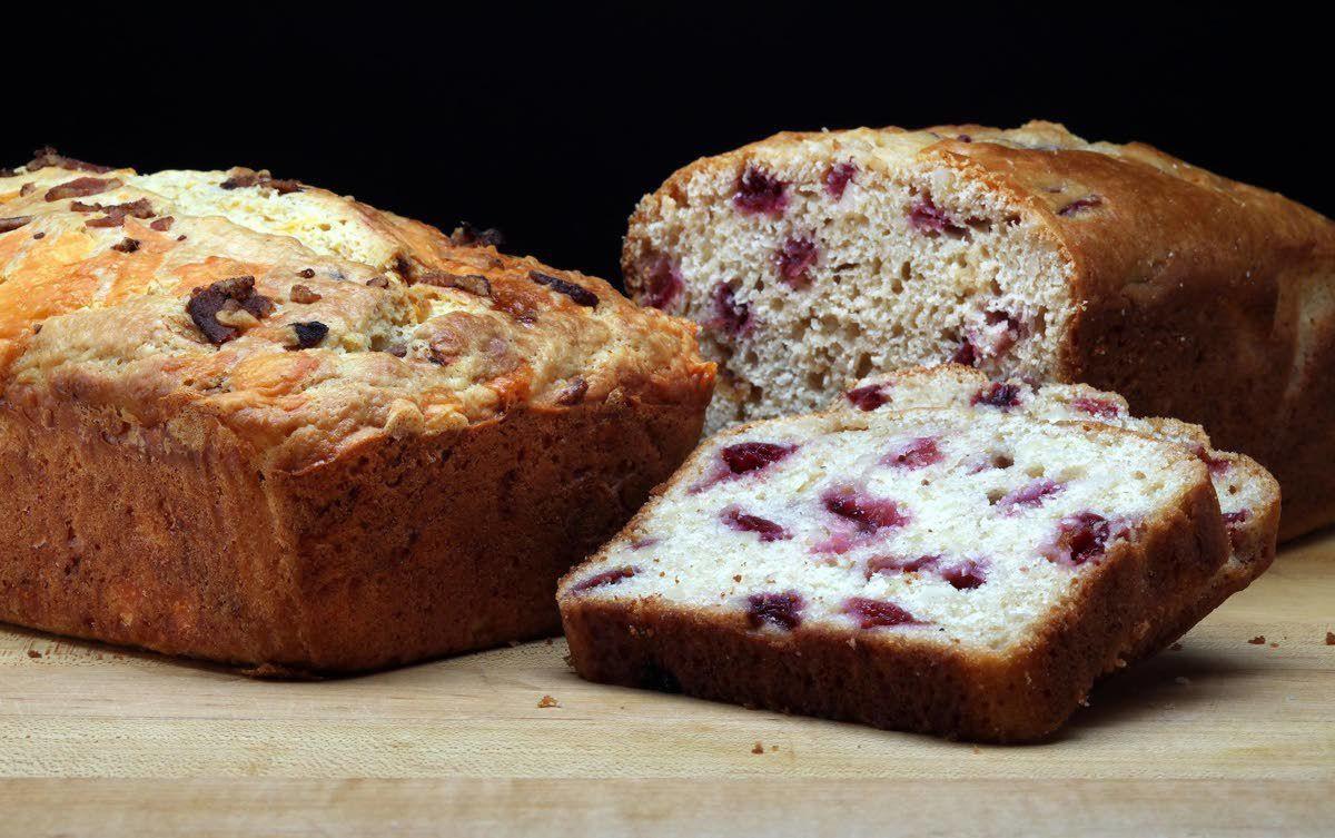 Quick bread cravings