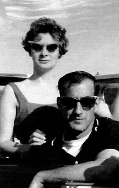 65th: Mel and Joan Ketchersid