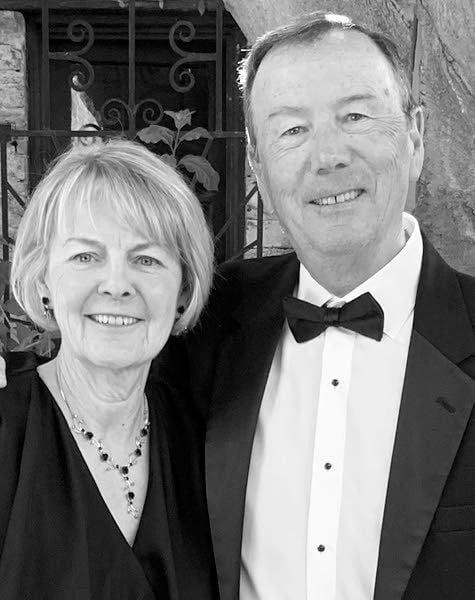 50th: Bob and Marsha Broyles