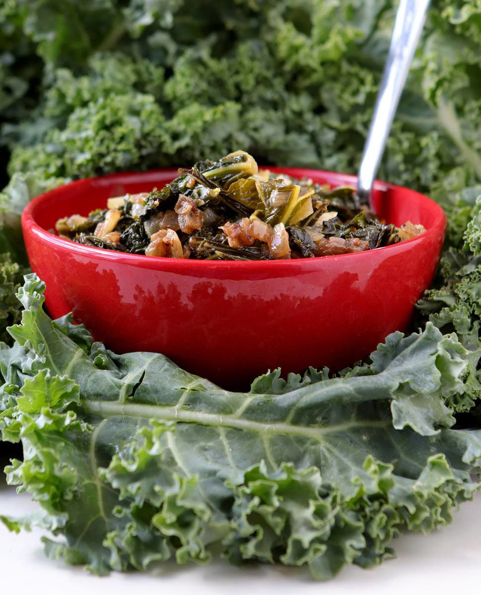 Kale to the green