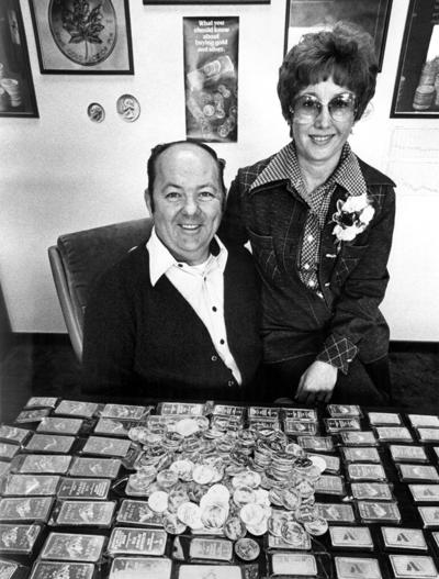 Blast from the Past / 1982: Piles of precious metals