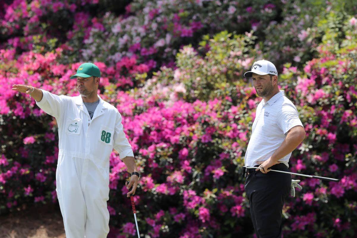 In firm conditions, Masters in November a distant memory