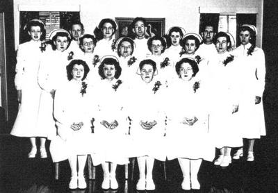 St Joseph School Of Nursing >> 1952 St Joseph S School Of Nursing Blast From The Past
