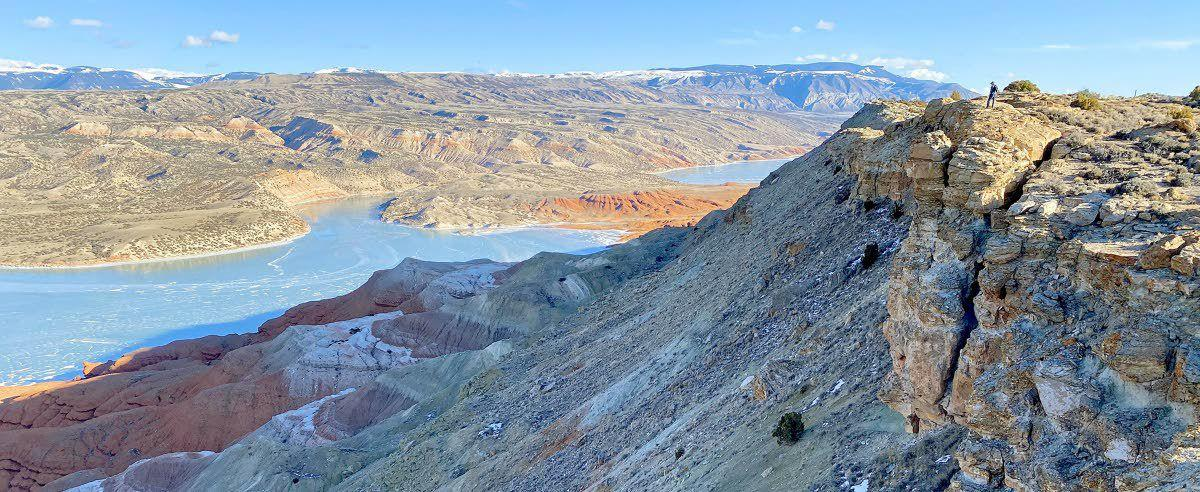 Bighorn Canyon gives scope for the imagination