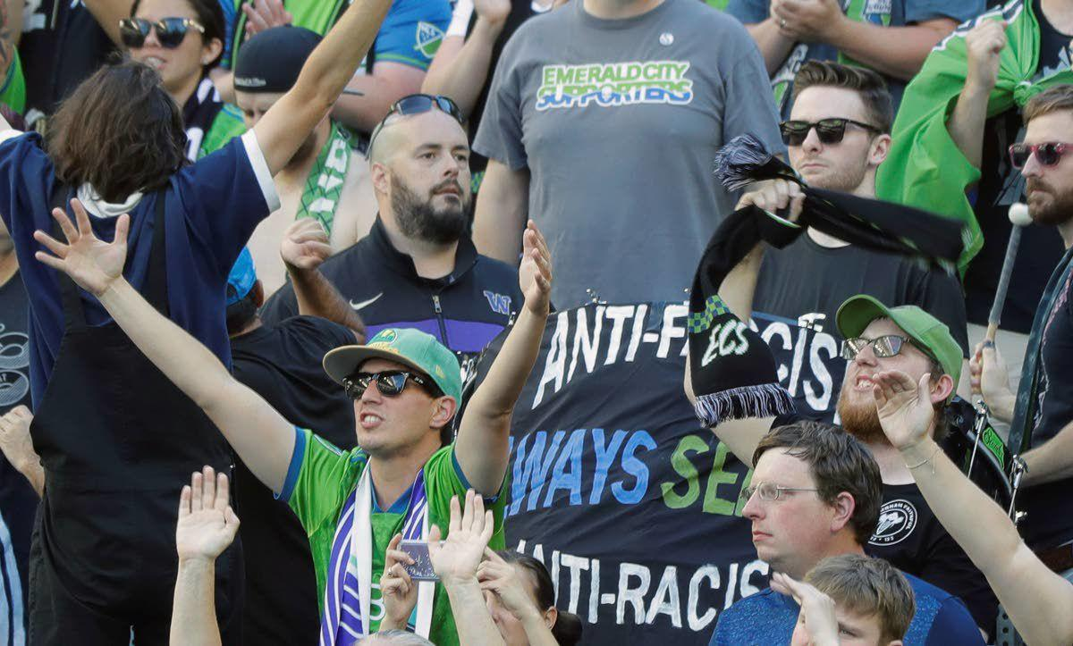 Soccer's no-politics policy gets pushback in Northwest