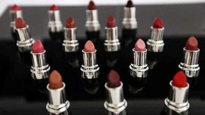 Cosmetics firms refuse to get the lead out