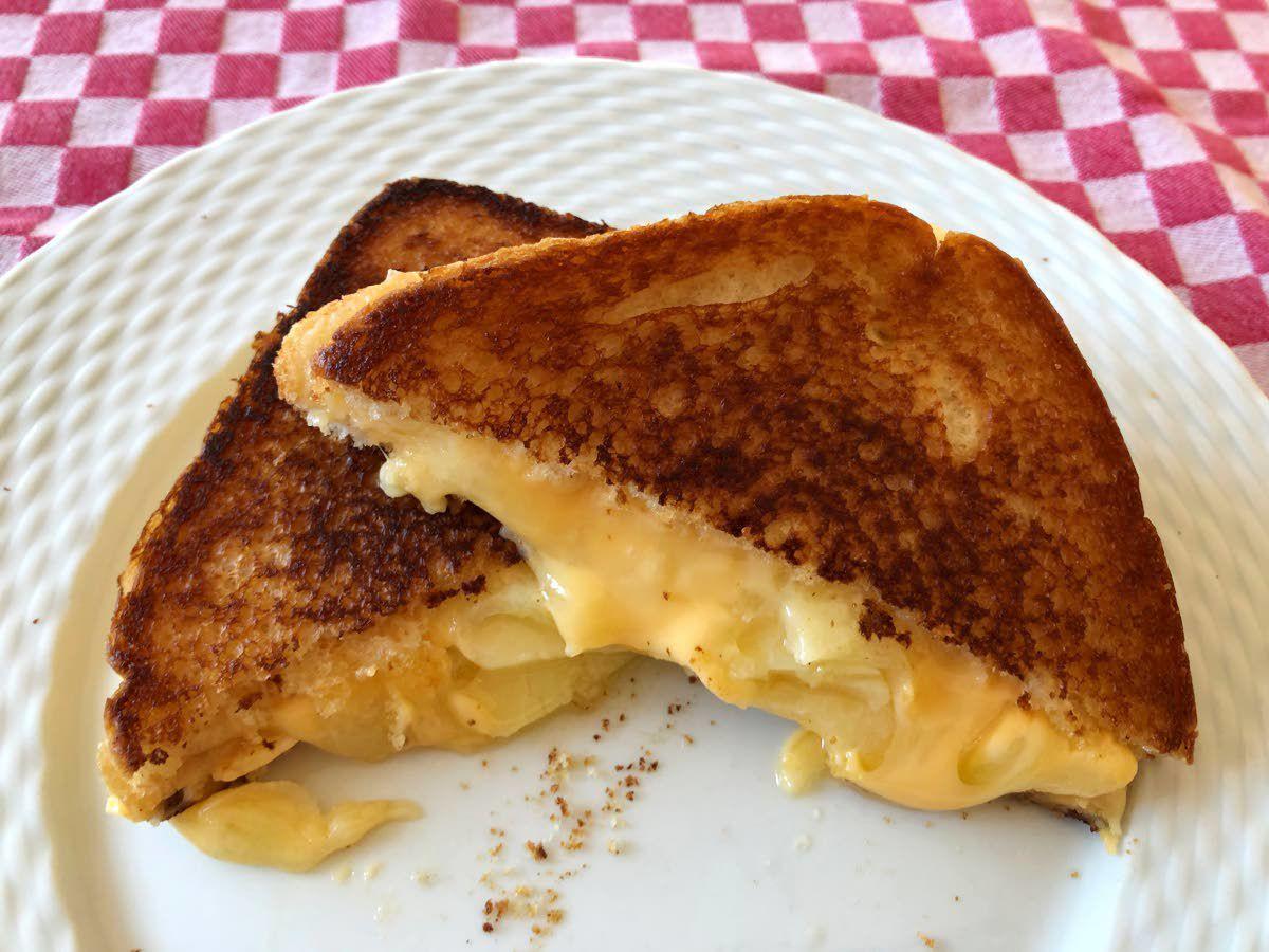 Melty, cheesy, delicious