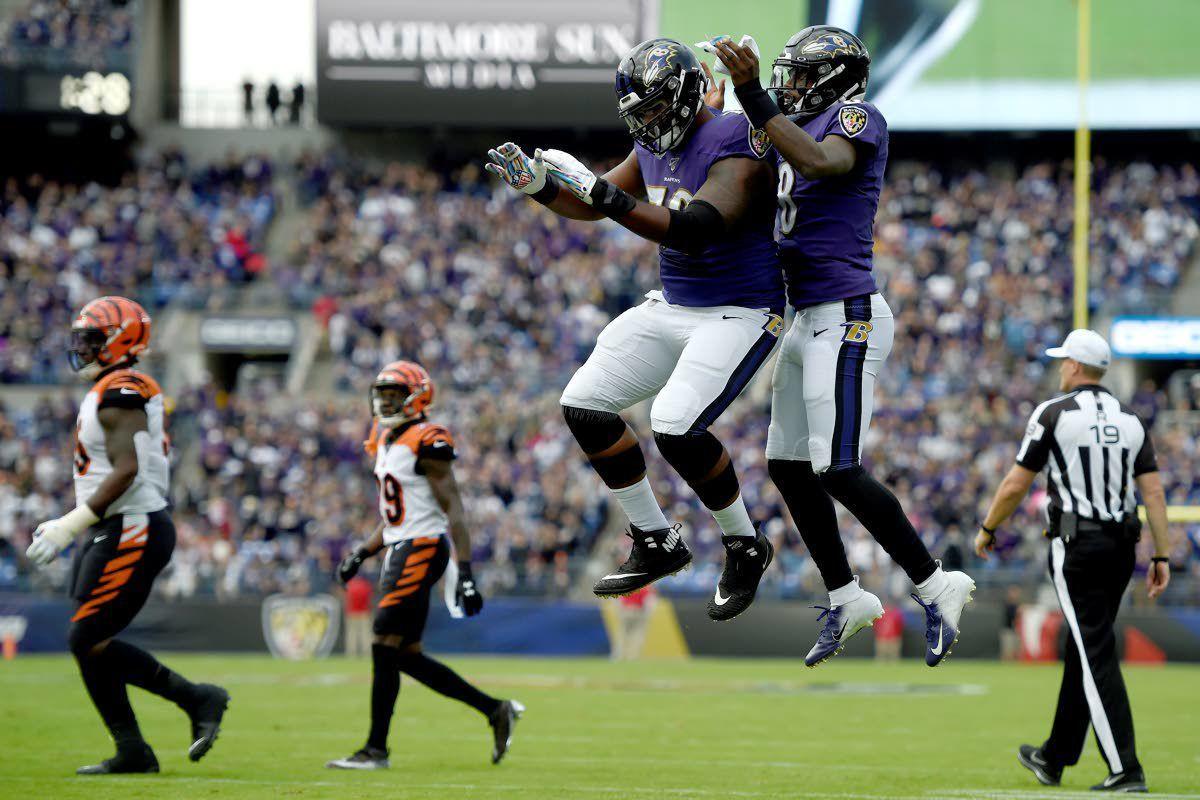 Bird is the Word: Jackson, Ravens face Wilson's Seahawks