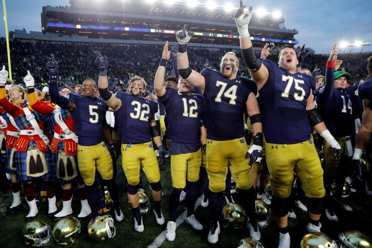 ACC schedule includes Notre Dame, 10 conference games in football