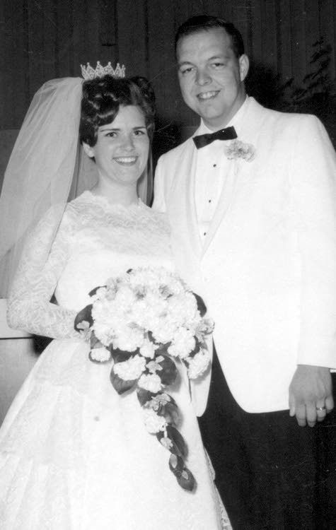 50th: Bill and Pat Schrupp
