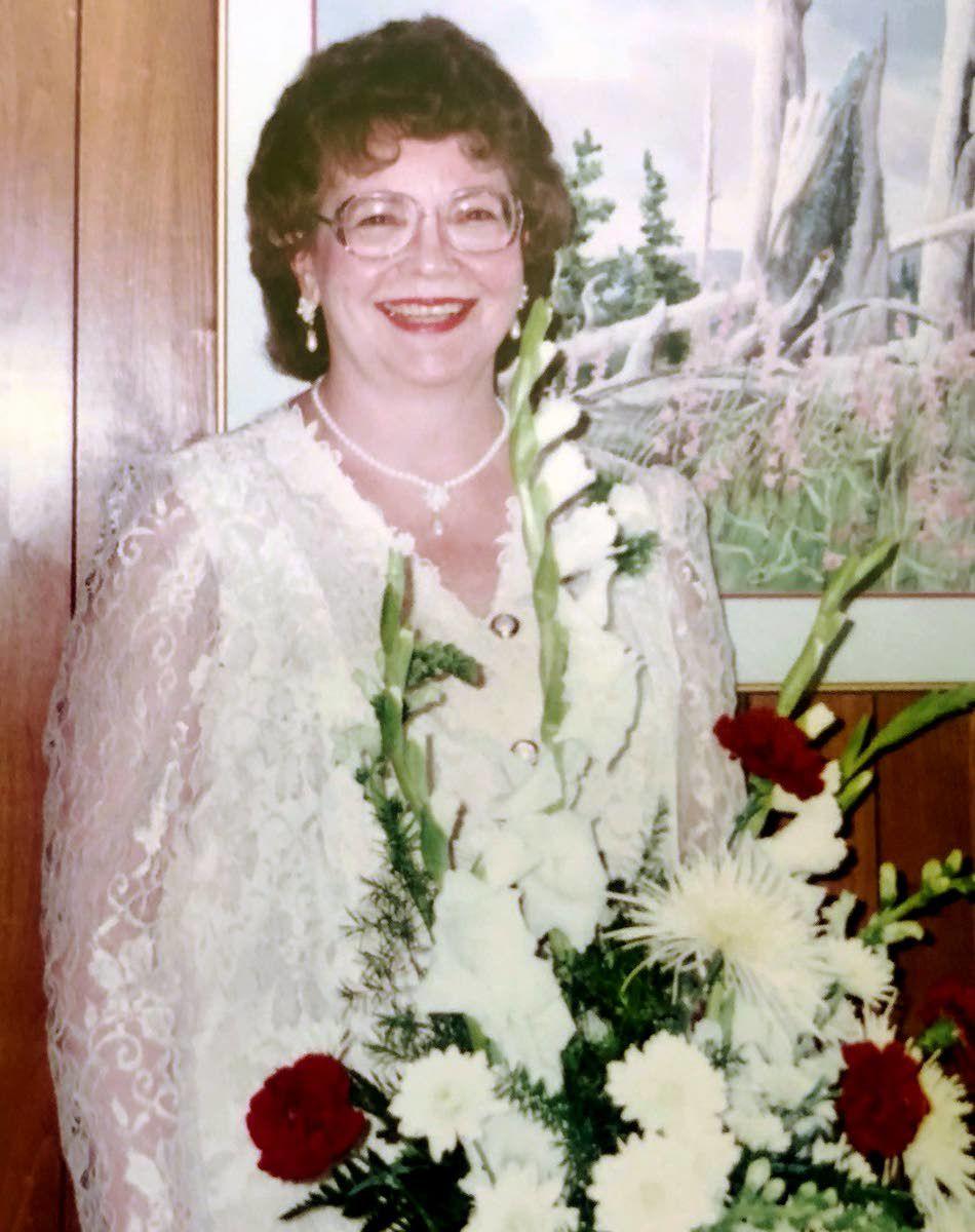 Sandra Lea (Backman) Mauchley
