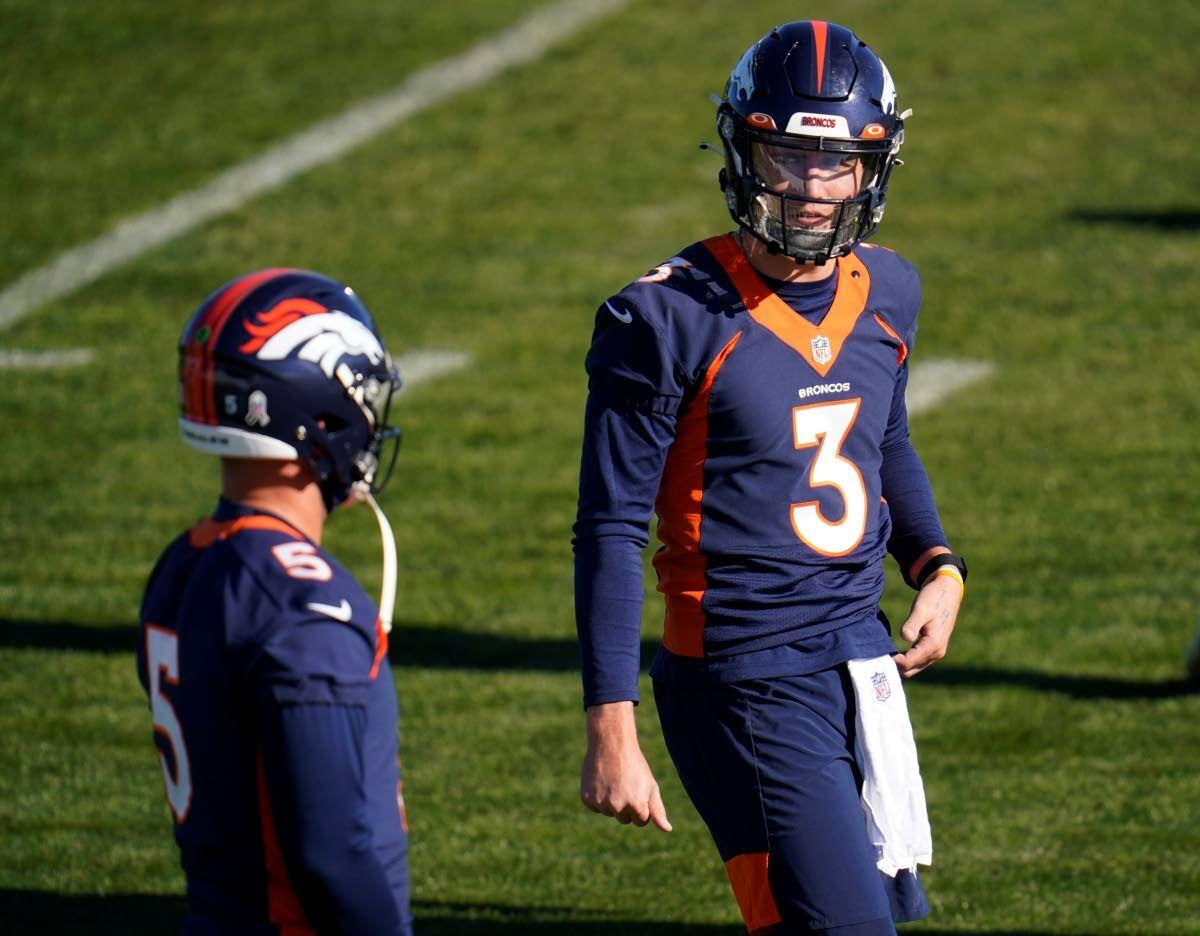 No QBs in Denver, no home for S.F. as COVID-19 sows NFL chaos