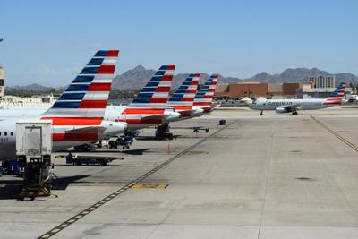 American Airlines' reign as world's largest carrier ending