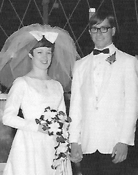 50th: Vaughn and Kathy Snyder