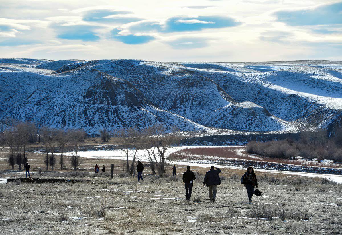 'We are still here': Blackfeet mark Baker Massacre anniversary