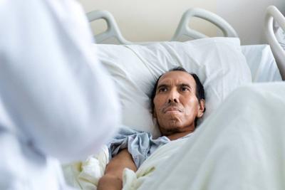 Palliative treatment scarce