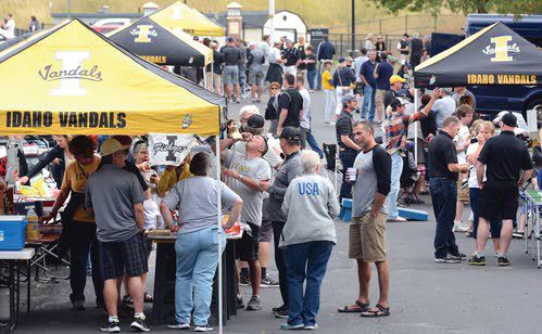 tailgating at home games gets closer northwest lmtribune com rh lmtribune com