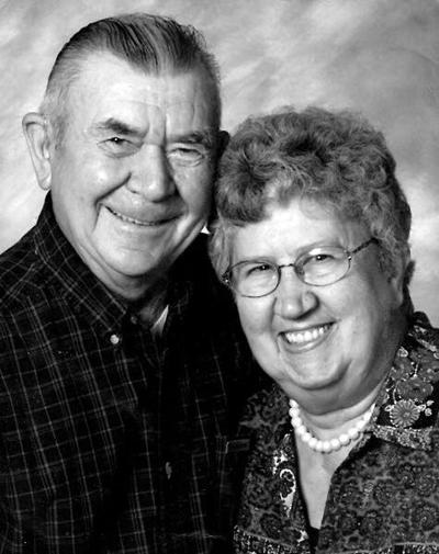 60th: Dick and Katie Remacle