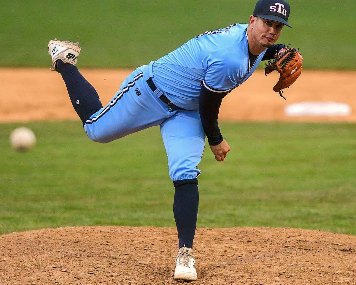 St. Thomas' pitching keeps its title aspirations kicking