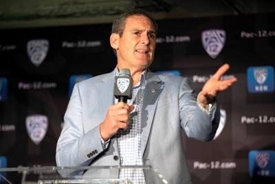 Larry Scott on his Pac-12tenure: Check back in 2024