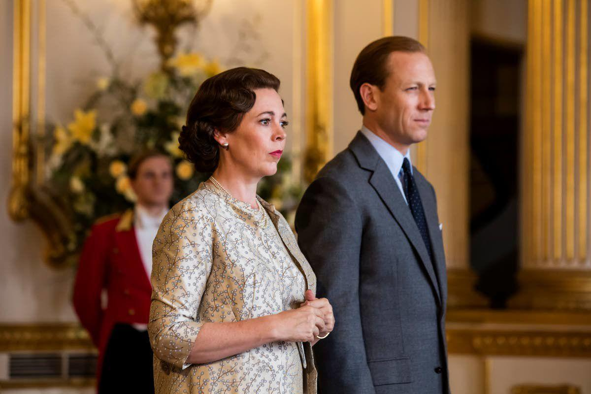 Third season of 'The Crown' available for bingeing