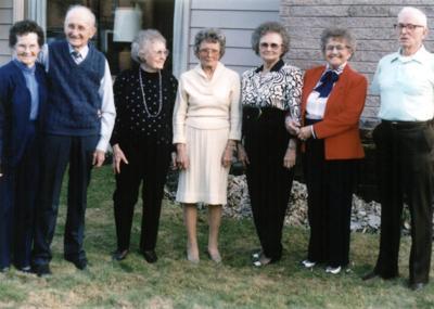 Blast from the Past / 1970s: Six siblings reunite in Orofino