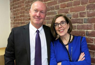 Gov. Brown gets unusual endorsement