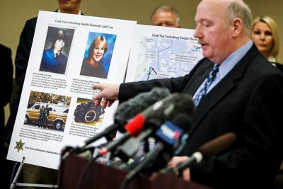Trial opens in Washington cold case