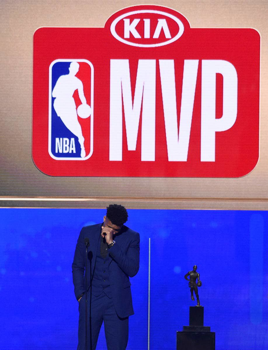 The Greek Freak, the NBA's best