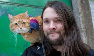 Famous street cat, Bob, dies at 14-ish