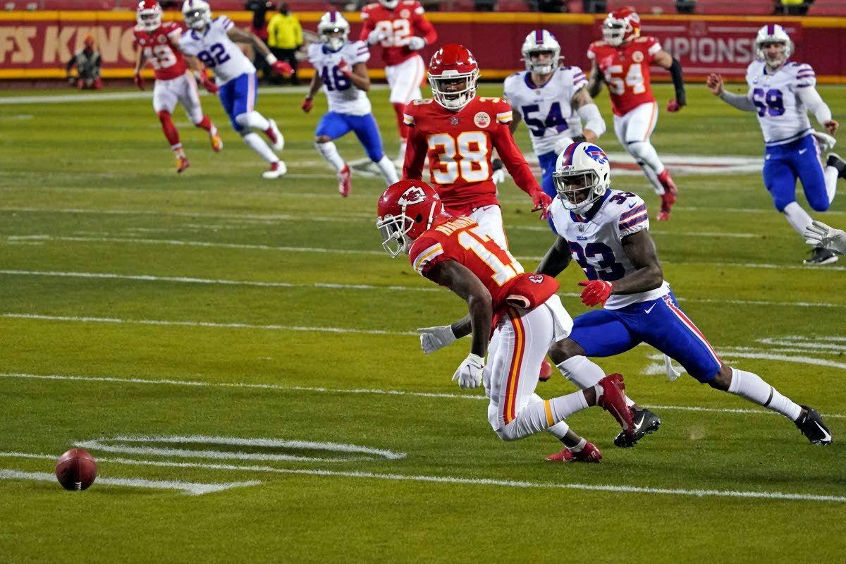 Chiefs coach Reid's patience in struggling players pays off