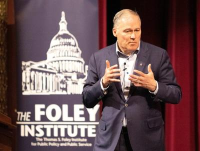 Jay Inslee abandons his bid for president