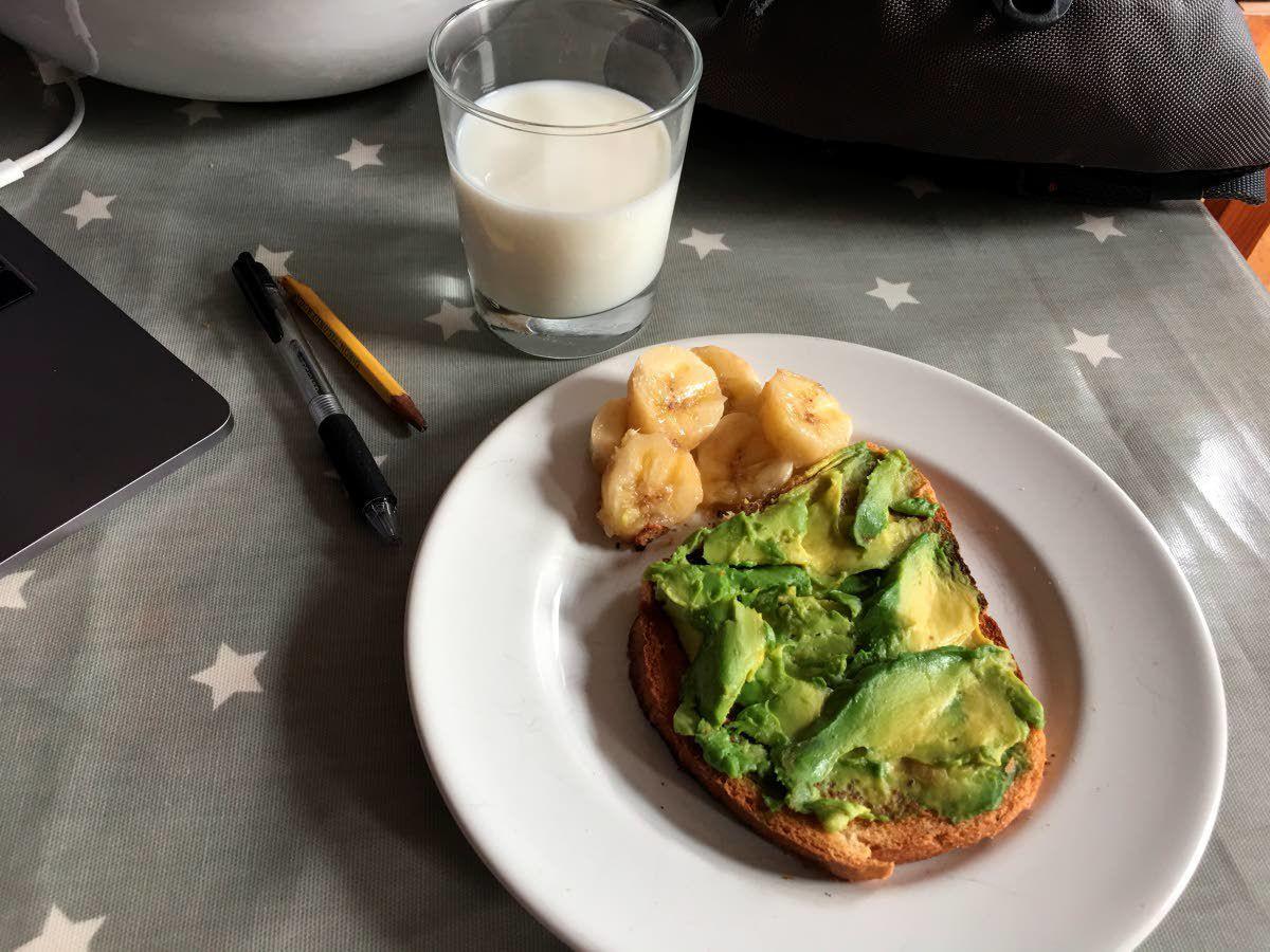 Planning ahead helps put good breakfast on table