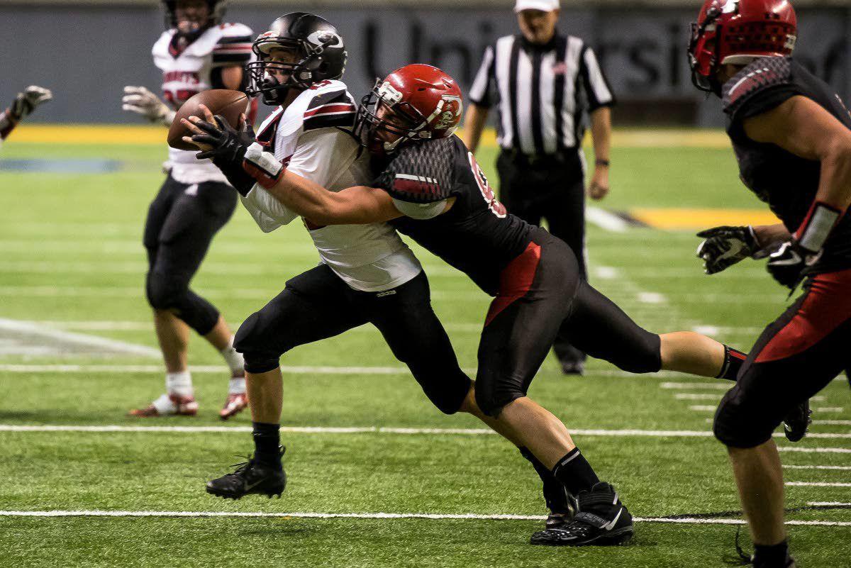 Prairie drills Oakley, reaches 1A DI title game