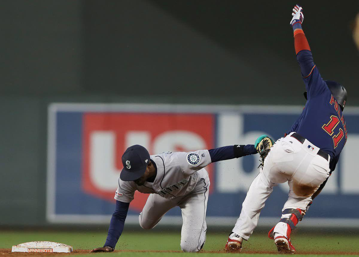 Minnesota finds means of scoring, rallies to top Mariners