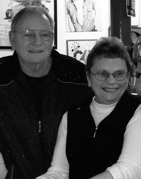 60th: Gary and Betty Riebe