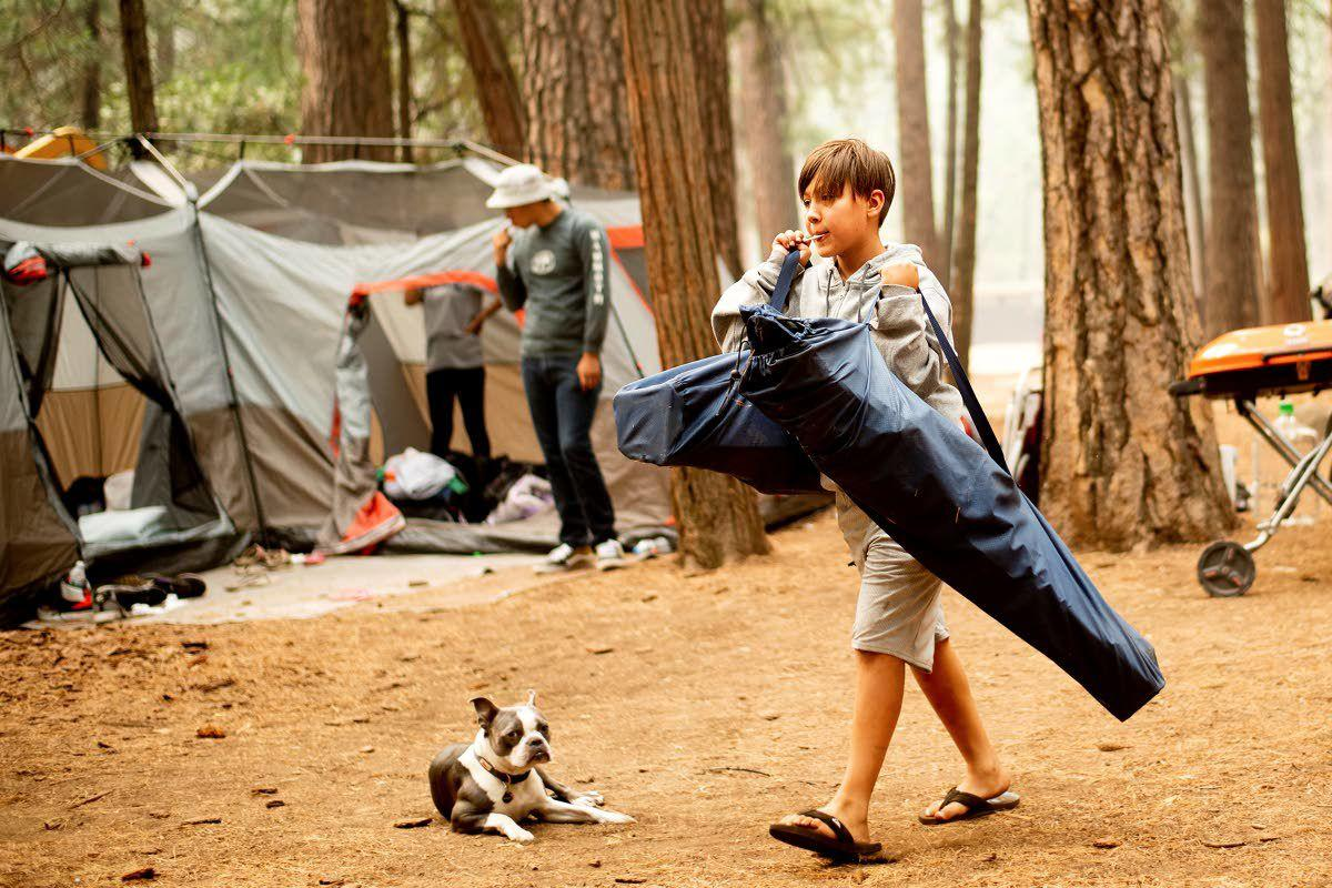 Proposal seeks to modernize national park campgrounds