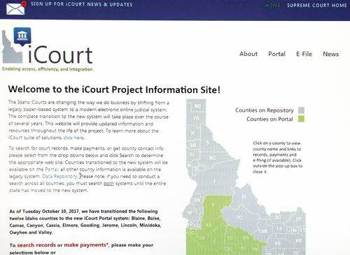 Wheels of justice to halt for online update | Northwest | lmtribune com
