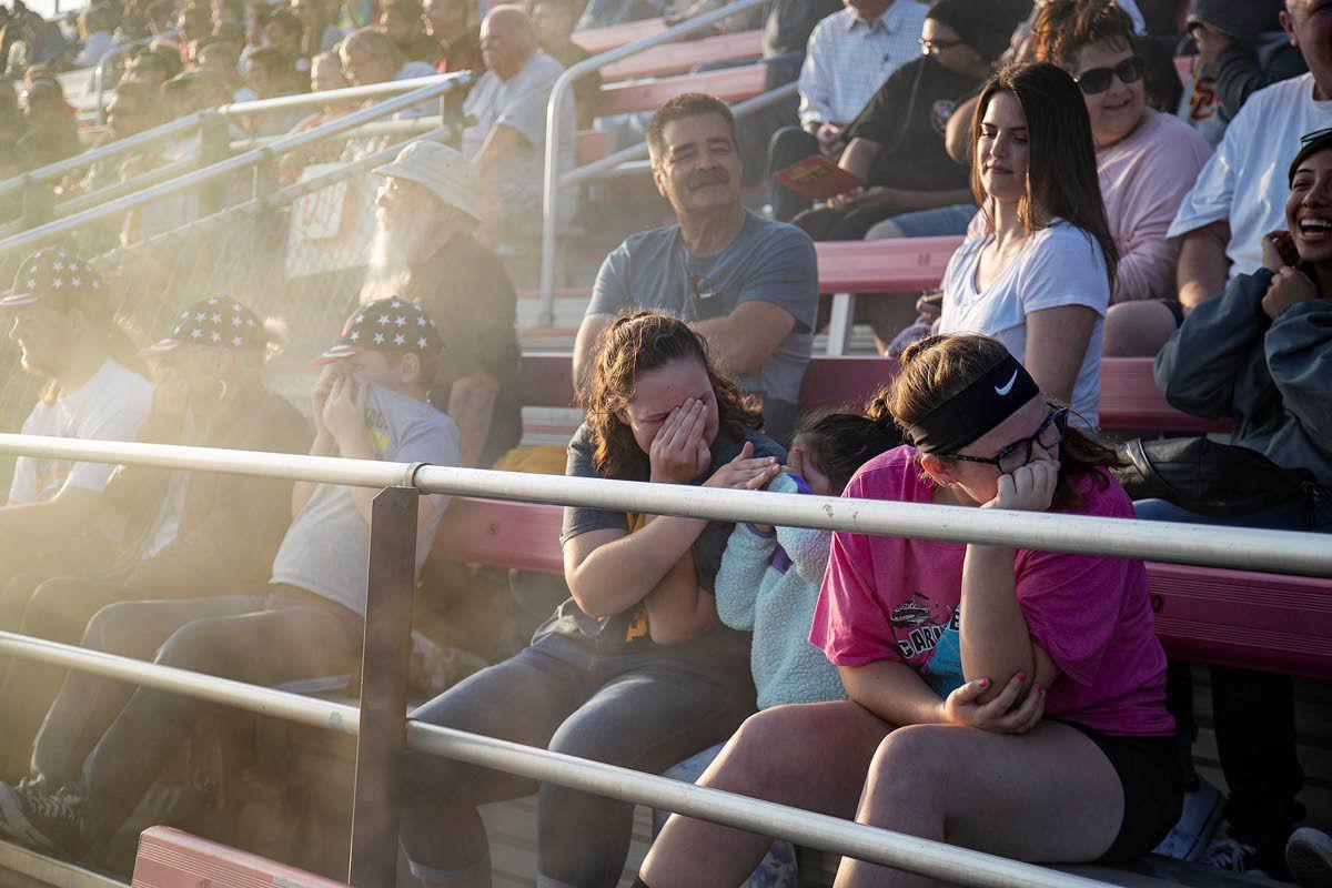 Speedway provides mayhem the whole family can enjoy