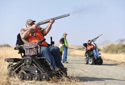 Utah man organizes hunting event for wheelchair users