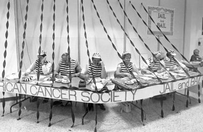 Blast from the Past / 1990: Jailed for a good cause