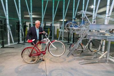 Downtown Boise may have the perfect solution to parking bikes