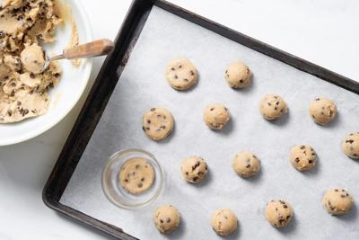 These tasty cookies are vegan, gluten-free, delicious