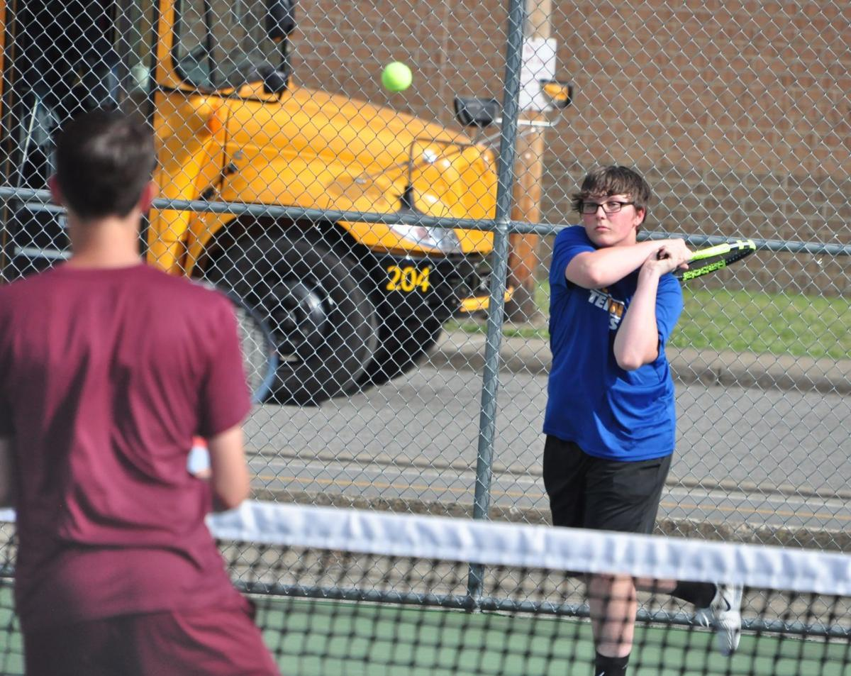 Tennis Logan Riley Reed